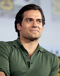 Henry Cavill. Source: Wikipedia