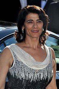 Hiam Abbass. Source: Wikipedia