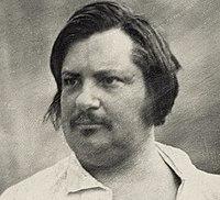 Honoré de Balzac. Source: Wikipedia