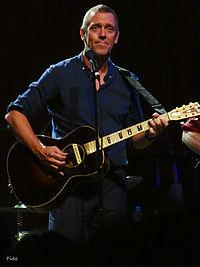 Hugh Laurie. Source: Wikipedia