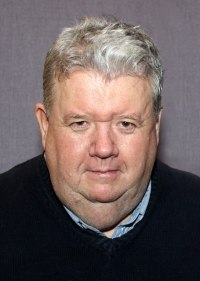 Ian McNeice. Source: Wikipedia