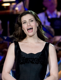 Idina Menzel. Source: Wikipedia