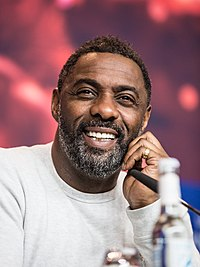 Idris Elba. Source: Wikipedia