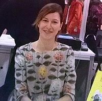 Isabelle Arsenault. Source: Wikipedia