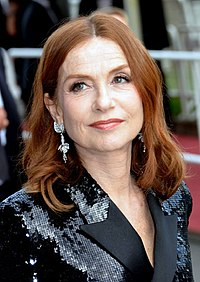 Isabelle HUPPERT. Source: Wikipedia