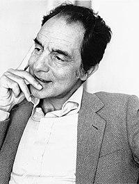 Italo Calvino. Source: Wikipedia