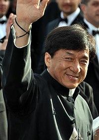 Jackie Chan. Source: Wikipedia