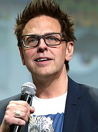 James Gunn. Source: Wikipedia