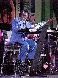 James Brown. Source: Wikipedia