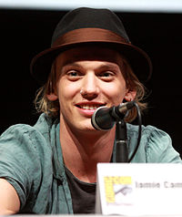 Jamie Campbell Bower. Source: Wikipedia