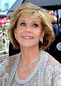Jane Fonda. Source: Wikipedia