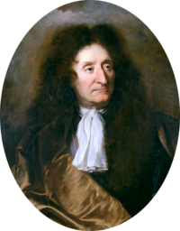 Jean de La Fontaine. Source: Wikipedia