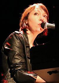 Jeanne Cherhal. Source: Wikipedia
