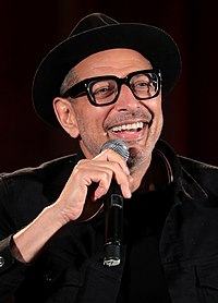 Jeff Goldblum. Source: Wikipedia
