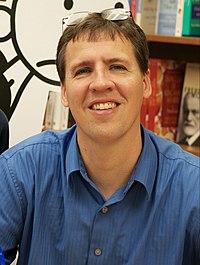 Jeff Kinney. Source: Wikipedia