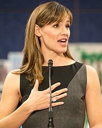 Jennifer Garner. Source: Wikipedia