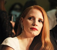 Jessica Chastain. Source: Wikipedia