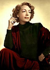 Joan Crawford. Source: Wikipedia
