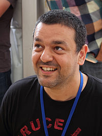 Joann Sfar. Source: Wikipedia