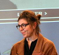 Joanna Hellgren. Source: Wikipedia