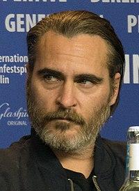 Joaquin Phoenix. Source: Wikipedia