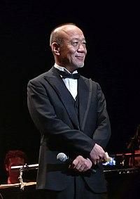 Joe Hisaishi. Source: Wikipedia
