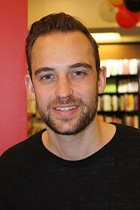 Joël Dicker. Source: Wikipedia