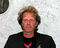 John Ajvide Lindqvist. Source: Wikipedia