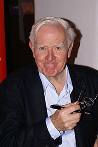 John LE CARRE. Source: Wikipedia