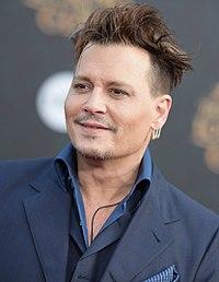 Johnny Depp. Source: Wikipedia