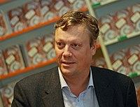 Jonas JONASSON. Source: Wikipedia