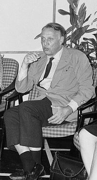 Joseph Losey. Source: Wikipedia