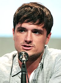 Josh HUTCHERSON. Source: Wikipedia