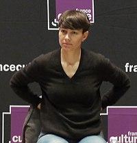 Joy Sorman. Source: Wikipedia