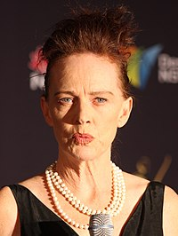 Judy Davis. Source: Wikipedia