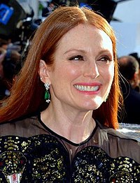 Julianne MOORE. Source: Wikipedia