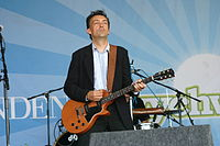 Justin ADAMS. Source: Wikipedia