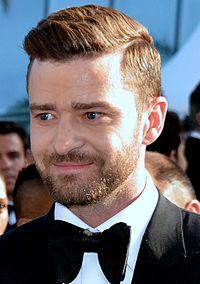 Justin Timberlake. Source: Wikipedia