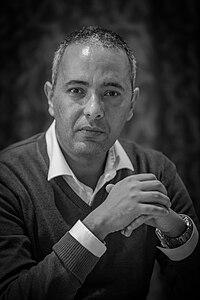 Kamel Daoud. Source: Wikipedia