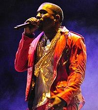 Kanye West. Source: Wikipedia