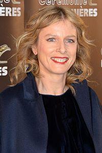 Karin VIARD. Source: Wikipedia