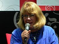 Katarina Mazetti. Source: Wikipedia