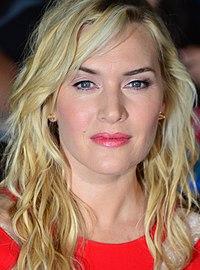 Kate Winslet. Source: Wikipedia