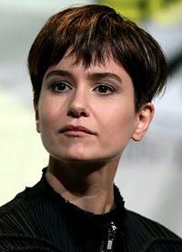 Katherine Waterston. Source: Wikipedia