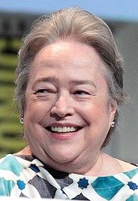 Kathy Bates. Source: Wikipedia