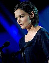 Katie Holmes. Source: Wikipedia