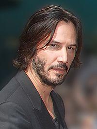 Keanu Reeves. Source: Wikipedia