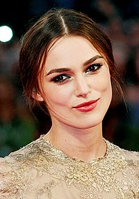 Keira Knightley. Source: Wikipedia