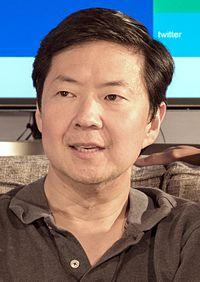 Ken Jeong. Source: Wikipedia