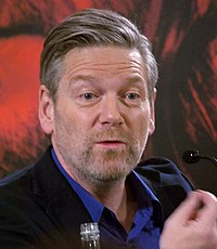 Kenneth Branagh. Source: Wikipedia
